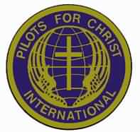 Pilot's For Christ Logo