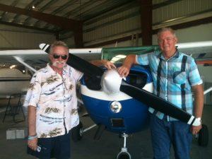 Bob Lehton & Scott Saunders